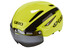 Giro Air Attack Shield helm geel/zwart